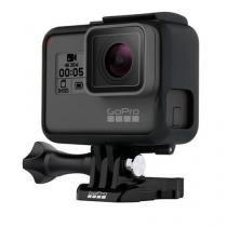 Câmera Digital e Filmadora GoPro Hero5 Black Cinza/Preta, 12MP, Wi-Fi, Bluetooth, À Prova dágua e Vídeo 4K -