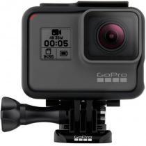 Câmera Digital GoPro Hero 5 Black 12MP com Gravações em 4K à Prova dágua - GoPro