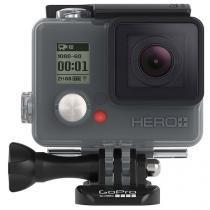 Câmera Digital GoPro Hero Plus 8MP Esportiva - Panorâmica Filma em Full HD Wi-Fi Bluetooth