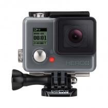 Câmera Digital GoPro Hero Plus Preta à Prova DÁgua 8.1MP Wifi Bluetooth e Gravação Full HD -