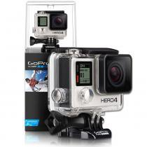 Camera Digital GoPro Hero4 Black 12Mp com 4K Wifi Bluetooth   GO PRO -