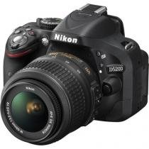 Câmera Digital Nikon Dslr D5200 24.1 Megapixels Com Lente 18-55mm - Nikon