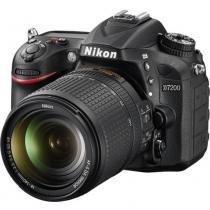 Câmera Digital Nikon Dslr D7200 Com Lente 18-140mm - NIKON