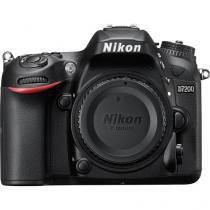 Câmera Digital Nikon DSLR D7200 - Corpo - Nikon