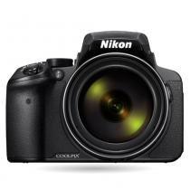 Câmera Digital Nikon P900 16.0MP Lente 83X Optical LCD 3.0 - Nikon