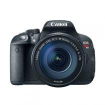 Câmera Digital SLR Canon Rebel T5i - 18MP / Full HD / Lente 18-135mm / LCD 3.0 -
