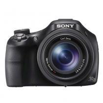 Câmera Digital Sony 20.4 MP LCD 3.0 Zoom Óptico 50x DSC-HX400 - Sony