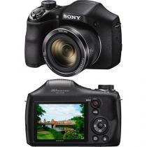 Câmera Digital Sony Dsc-H300 -