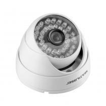 Camera dome multilaser ahdm 960p 2.8mm 24 led ip66 se140 -