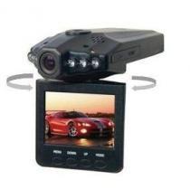 Câmera e filmadora veicular hd cv303bk c3tech -