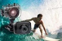 Camera Filma Filmadora Prova Dagua Sports Bike Moto Surf E + - X-Zhang