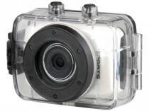 Câmera Filmadora de Ação Full HD c/ Caixa Estanque e Suportes Prata DVR787HD  Vivitar - Opeco