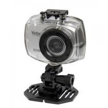 Câmera filmadora de ação Full HD com caixa estanque e acessórios prata - DVR787HD - Vivitar - Vivitar