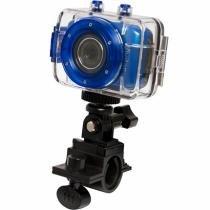 Câmera Filmadora De Ação Hd Azul Dvr785hd Vivitar - Vivitar