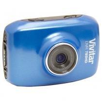 Câmera Filmadora de Ação HD Vivitar Azul- DVR785HD -