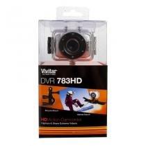 Câmera Filmadora de Ação Vivitar Dvr783hd -