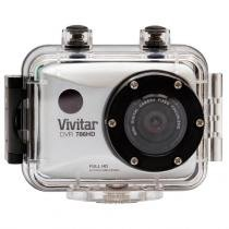 Câmera Filmadora de Ação Vivitar Dvr786hd -