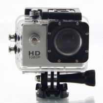 Câmera Filmadora Esportiva Hd Dv - Cor Prata - Mega page