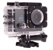 Camera GoCam Action Pro Sport 4k Full Hd Prova Agua Wifi  Moto Mergulho Capacete Skate Surf Bike - GoCam
