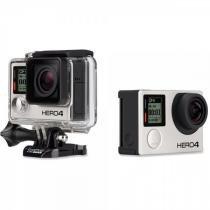 Câmera GoPro Hero 4 Black 12 Mega Pixels, 4K, 30 fps -