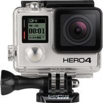 Câmera GoPro Hero4 Black Edition 12 MP Full HD com Wi-Fi embutido - GOPRO
