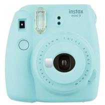 Camera Instantanea Fujifilm Instax Mini 9 - Cor Acqua Azul -