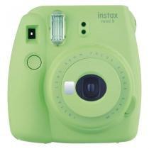 Camera Instantanea Fujifilm Instax Mini 9 Verde Lima -