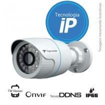Câmera ip bullet infravermelho tw-icb100 tecvoz 1.0mp (720p) lente 3,6mm - Tecvoz