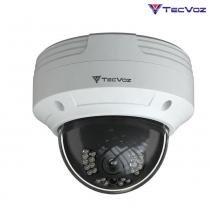 Câmera IP Dome Digital IP66 TW-IDM400 Tecvoz - TecVoz