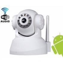 Camera Ip Hd Alta Resolucao 720p 1.3 Mp P2p Noturna Wifi Wir 8211 - Mega page