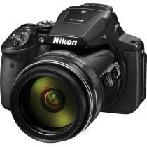 Câmera nikon coolpix p900/ zoom ótico 83x -