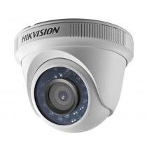 Câmera Turbo Hd 3.0 Infra Red Dome 1080p/2mp 2.8mm DNR DS-2CE56D0T-IRP Hikvision -