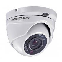 Câmera Turbo Hd 3.0 Infra Red Dome 1080p/2mpir 20m 3.6mm DS-2CE56D0T-IRM Hikvision -