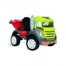 Caminhão Brutus a pedal Brinquedos Bandeirante - Bandeirante