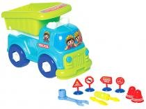 Caminhão Caçamba Braskit 930-4 - com Acessórios