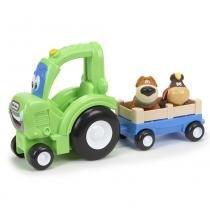 Caminhão com Alça Franky Farmer - Little Tikes - Little Tikes