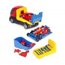 Caminhão Monster Truck Homeplay -