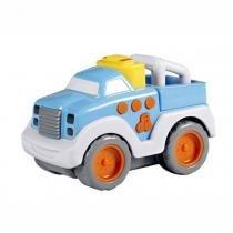 Caminhão Musical Azul - Picape - Dican -