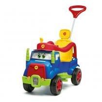 Caminhão truck azul - calesita - Calesita