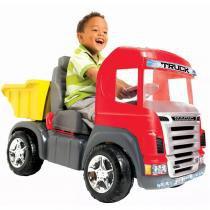Caminhão Truck Pedal Vermelho - Magic Toys -