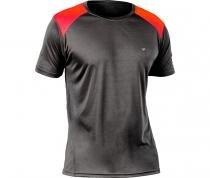 810e9ff307 Camisa T-Shirt Spencer - CINZA VERMELHO - G - Poker