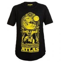 Camiseta Atlas Long - Preta Tamanho G - Iridium Labs -