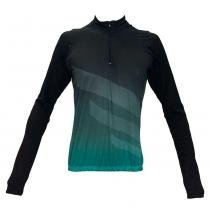 Camiseta Bike Half Sol Back M Green Villa Sports - Villa Sports
