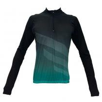 Camiseta Bike Half Sol Back P Green Villa Sports - Villa Sports