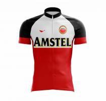 Camiseta Ciclista Masculina Amstel com Proteção UV - Scape - c5785cab1d999