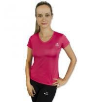 Camiseta Color Dry Workout SS Muvin CST-400 - Pink - GG - Muvin