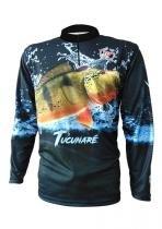 Camiseta de Pesca By Aventura Tucunaré -