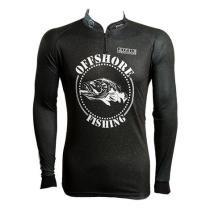 Camiseta de Pesca Off Shore Mero Brk - G -