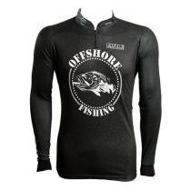 Camiseta de Pesca Off Shore Mero Brk - P -