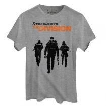 Camiseta Masculina Tom Clancys: The Division Tamanho GG - UBISOFT